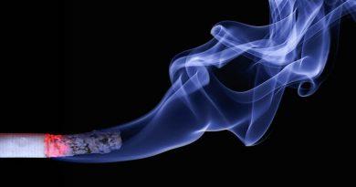 røyking dreper
