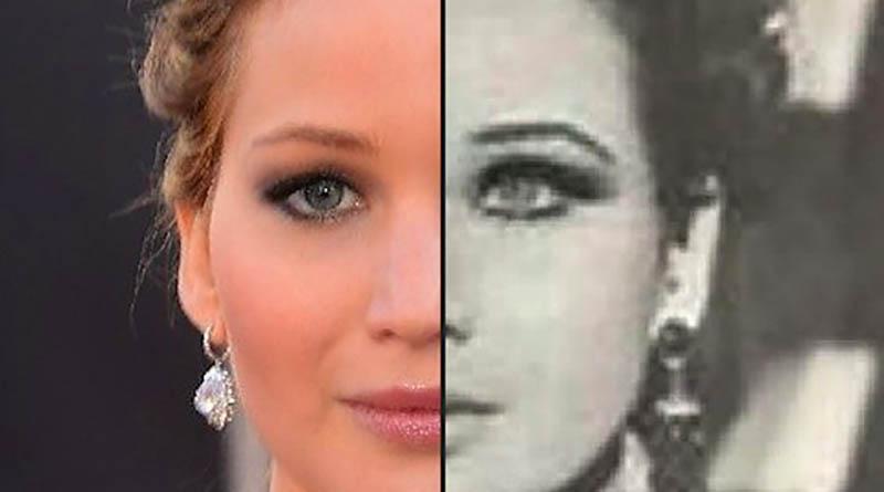 Jennifer Lawrence er Zubaida Tharwat