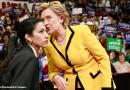Hillary står frem som lesbisk