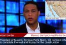 Mexico forlanger at muren skal bygges