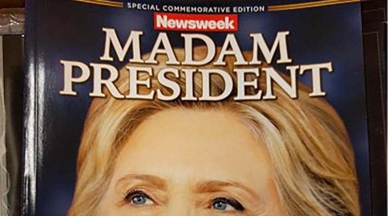 Hillary Clinton vant