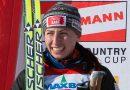 Justyna Kowalczyk klarte en sterk 53 plass
