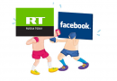Facebook blokkerte Russia Today sin facebook side