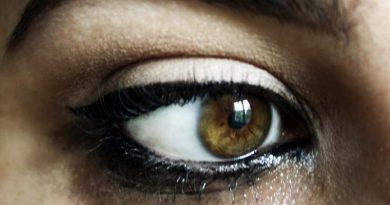 Mørke ringer rundt øynene