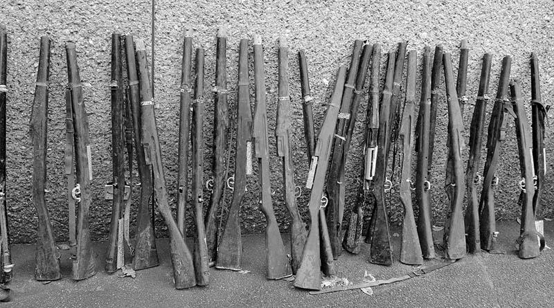 Våpen dreper ikke