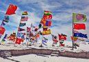 Verdens fem viktigste flagg