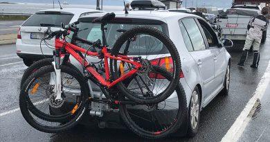Dekkoperasjon blant syklister i Norge i hele ferien