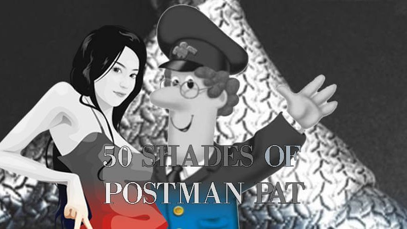 50 shades of Postman Pat ble for drøy for norsk kino