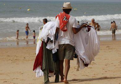 Strandselgere et økende problem på Solastranden