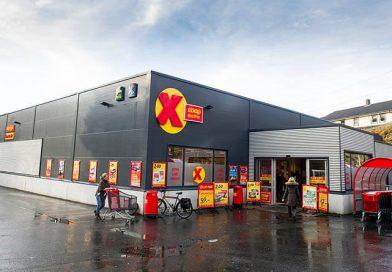 Coop Extra stenger for kunder. Har ikke tid til å ekspedere.